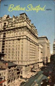 L'hotel Bellevue Strattford ou la première épidémie de maladie du légionnaire à eu lieue